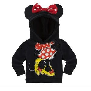 Rare Disneyland Minnie Mouse Sweatshirt